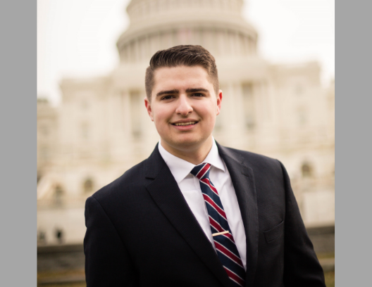 Featured Student: Cameron Walkup